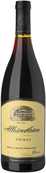 Shiraz 2017 - Allesverloren Estate