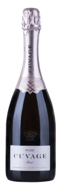 The Cuvage Rosé Brut by Cuvage is presented in the glass in a light pink and with a fine perlage. Delicious aromas of currants and gooseberries flatter the nose. The bouquet of this sparkling wine is complemented by spicy hints and a hint of bread. On the palate, this Italian sparkling wine presents itself elegantly and balanced with a fine fruit sweetness and sparkling density. Vinification for the Cuvage Rosé Brut This sparkling wine was 100% vinified from Nebbiolo with the Methodo Classico. After a two-year warehouse on the yeasts, the Cuvage Rosé Brut is ready. Food recommendation for the Cuvage Rosé Brut Enjoy this sparkling wine as an aperitif, with crustaceans or with Mediterranean cuisine. Awards for the Cuvage Rosé Brut Mundus Vini 2016: Gold