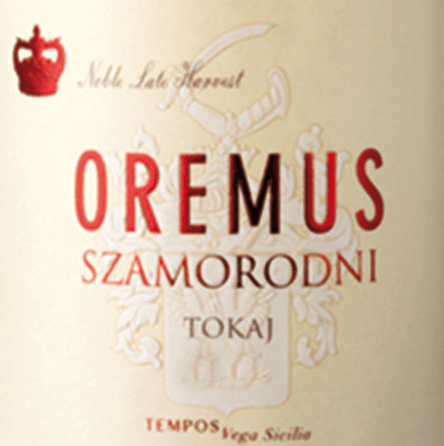 "Vinified from Furmint and Harslevelü grape varieties,  Tokaji Szamorodni from Tokaj Oremus is a juicy, lively dessert wine. The word Szamorodni comes from Polish and means ""born - grown"". Because the grapes are harvested as they grow on the vines.  In the glass, this wine has a strong golden color with amber reflections. The elegant bouquet is determined by a nutty aroma (especially hazelnuts and almonds) and delicate spicy notes of vanilla. On the palate, this Tokaj presents a lively acidity that harmonizes perfectly with the juicy sweetness. The aromas of the nose are also reflected and accompany you to the pleasantly long finale.  Vinification of Oremus Szamorodni  Tokaji The berries, as they have grown (szamorodni), are carefully picked by hand from the vines. However, botrytis (noble rot) must not exceed 60%. Once the harvested goods have arrived in the wine cellar of Oremus, they are left in special vats overnight and gently squeezed the next day. The fermentation process for this dessert wine is about 3 to 4 weeks. This Tokaj is then aged for 18 months in new barrels of Hungarian oak.  Food recommendation for Szamorodni Tokaj Oremus This noble sweet dessert wine from Hungary goes perfectly with desserts with fruit. Also slightly chilled as an aperitif or with savoury cheeses, this wine is a treat."