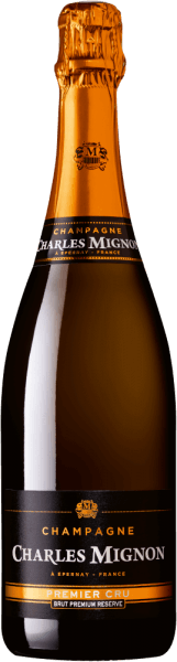 Brut Premium Réserve Premier Cru - Champagne Charles Mignon von Champagne Charles Mignon