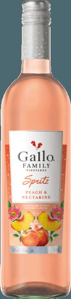 Spritz Pfirsich Nektarine - Gallo Family