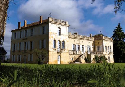 The Château de Ribebon