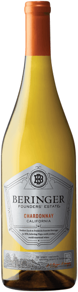Chardonnay Founders' Estate WO California 2018 - Beringer