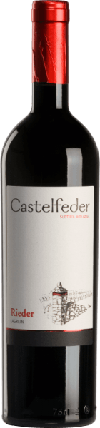 Lagrein Rieder by Castelfeder is a wonderful, grape varietal wine that shines in the glass in an intense ruby red colour. The wide, complex, distinctive bouquet exudes the unmistakable scent of wild berries and violets. A warm, persistent, harmonious feeling unfolds on the palate. The velvety round finish is based on fine-grained tannins and an appealing acidity. Food recommendation for Lagrein Rieder von Castelfeder We recommend this dry red wine from Italy with strong dishes, roast and game dishes as well as spicy cheeses.