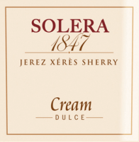 Preview: Solera 1847 Cream - Gonzalez Byass