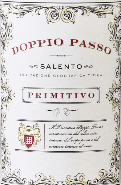 The Doppio Passo Primitivo in the 1.5l Magnum by Carlo Botteris a full-bodied varietal Primitivo and a real Southern Italian specialty.The Doppio Passo impresses with a dense bouquet of black berries and inviting cocoa notes. Despite the gentle tannins, it shows itself with a grippy structure and depth. The concentrated aromas and the fine fruit sweetness are also reflected on the palate. Simply a brilliant primitivo at an excellent value for money! Learn more about the Doppio Passo Salento Rosso in the expertise of the standard bottle. Food recommendation forthe Doppio Passo Primitivo We recommend the Doppio Passo Primitivo in a magnum bottle for large parties, where the table should be served properly. It is best enjoyed with dark meat and grilled food.