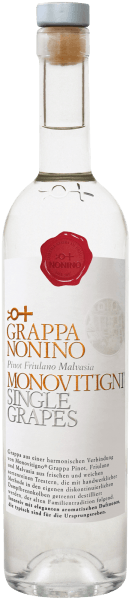 Grappa Monovitigni Single Grapes - Nonino Distillatori