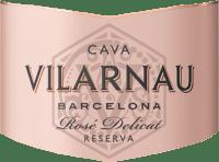Preview: Barcelona Cava Brut Reserva Rosado - Vilarnau