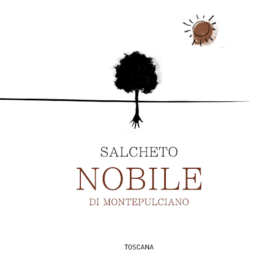 The Vino Nobile by Salcheto from the Italian wine region DOCGNobile di Montepulciano in Tuscany is a varietal, complex and very elegant red wine. In the glass, this wine shimmers in a sparkling garnet red with cherry-red highlights. The expressive bouquet reveals intense aromas of black cherries, ripe plums and blackcurrant - accompanied by spices and a fine hint of oak. On the palate, this Italian red wine surprises with a wonderful vitality that harmonizes perfectly with the soft, juicy texture. The aromas of the nose are also reflected and accompanied by fine-grained tannins. The final comes with a pleasant length and nuances of plum compote. Vinification ofthe SalchetoVino Nobile di Montepulciano The Prugnolo Gentile grape variety - also known as Sangiovese - grows on vineyards in Montepulciano. The grapes are carefully picked by hand and immediately brought to the wine cellar of Salcheto. There, the mash is first fermented in stainless steel tanks. When the fermentation process is complete, 70% of this red wine is aged in vats (large wooden barrels) and 30% in tonneaux for 18 months. Finally, this wine rounds off harmoniously on the bottle for 6 months before the SalchetoVino Nobile di Montepulciano leaves the winery. Food recommendation for the Vino NobileSalcheto Montepulciano This dry red wine from Italy is an excellent accompaniment to medium roasted beef fillet with crispy beans and potato celery mash or oven-fresh lamb carrees with thyme sauce. Awards for the Vino Nobile di Montepulciano by Salcheto Gambero Rosso: 3 glaciers for 2016 Wine Spectator: 92 points for 2016