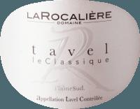 Preview: Tavel AOC 2020 - Domaine La Rocaliére