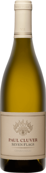 Seven Flags Chardonnay Estate Wine Elgin Valley 2017- Paul Cluver