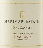 Preview: Mas Cavalls Pinot Noir 2013 - Marimar Estate