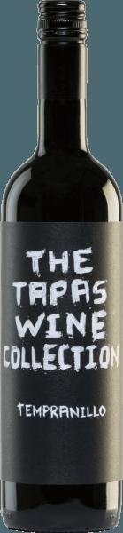 Tapas Wine Collection Tempranillo DO 2019 - Bodegas Carchelo