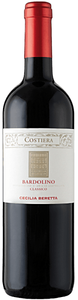 The Bardolino Classico DOC Costiera by Cecilia Beretta is presented in the glass in a beautiful ruby red and unfolds its fruity bouquet. This enchants with the aromas of red and black berries. This red wine cuvée from the grape varieties Corvina, Rondinella and Corvinone delights on the palate with its harmonious and soft impression. A fine spice of tannins and a fresh minerality characterize the taste of this bardolino. Food recommendation for the Bardolino Classico DOC Costiera by Cecilia Beretta Enjoy this dry red wine with duck legs with potato dumplings or with game dishes with red cabbage and dumplings.