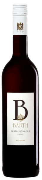 Spätburgunder trocken QbA 2016 - Wein- und Sektgut Barth