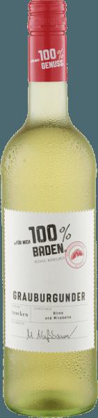 Das ist 100% Baden Grauburgunder 2020 - Erste Markgräfler Winzergenossenschaft