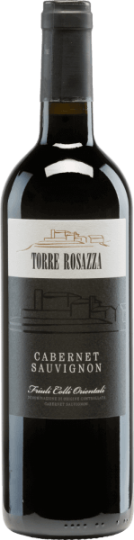 The Cabernet Sauvignon from Torre Rosazza is a wonderful, grape varietal red wine from the Friuli-Venezia Giulia region. In the glass, this wine shimmers in a strong ruby red with cherry-red highlights. The rich bouquet flatters the nose with intense aromas of black berries - blackberry and blackcurrant in particular stand out. This is accompanied by notes of laurel, freshly ground pepper and liquorice. The palate is pampered by a full-bodied body and a gripping structure. The soft tannins are wonderfully integrated and lead to a medium-length reverberation. Vinification of Torre RosazzaCabernet Sauvignon The Cabernet Sauvignon grapes are carefully picked by hand atTorre Rosazza. The grapes are pressed in the wine cellar and the resulting mash is fermented in a stainless steel tank at a controlled temperature. After completion of the fermentation process, this Italian wine is aged in wooden barrels (300 l) for 6 months. Food recommendation for the Cabernet Sauvignon Torre Rosazza This dry red wine from Italy is a great accompaniment to Italian pasta dishes with meat sauces. But this wine must not be missed even during cozy barbecues.