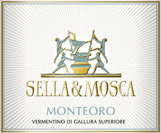 Monteoro Vermentino di Gallura DOCG 2019 - Sella & Mosca von Sella & Mosca