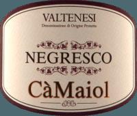 Preview: Negresco Valtènesi Rosso DOP 2017 - Cà Maiol