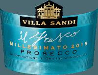 Preview: il Fresco Prosecco Spumante Millesimato Brut DOC 2019 - Villa Sandi