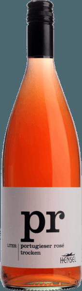 Portugieser Rosé trocken 1,0 l 2018 - Thomas Hensel