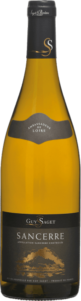 Sancerre Blanc AOC 2019 - Guy Saget