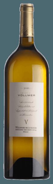 50 HL Weissburgunder Spätlese 1,5 l Magnum 2015 - Weingut Heinrich Vollmer