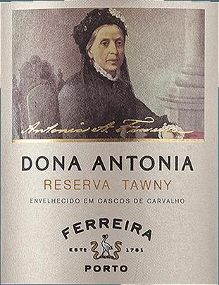 Ferreira Dona Antónia Reserva Tawny - Porto Ferreira von Ferreira Porto