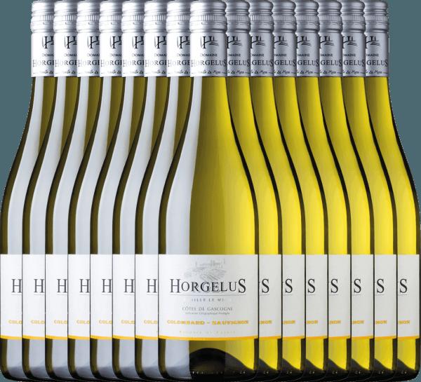 15er Vorteils-Weinpaket - Horgelus Blanc 2020 - Domaine Horgelus