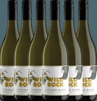 6er Vorteils-Weinpaket - Sauvignon Blanc Marlborough 2019 - Wild Rock