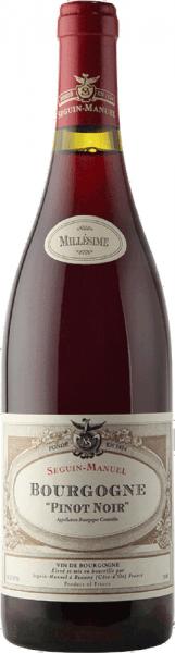 Bourgogne Pinot Noir AOC 2019 - Seguin-Manuel