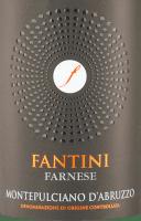 Preview: Fantini Montepulciano d'Abruzzo DOC 1,0 l 2018 - Farnese Vini