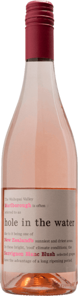 Hole in the Water Blush - Konrad Wines