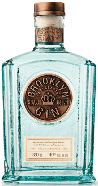 The Brooklyn New Western Gin flatters the nose with fresh citrus aromas accompanied by lavender and coriander. In terms of taste, this American gin delights with intense juniper notes, which are complemented by citrus. The special feature of this New Western gin is the use of 5 different citrus peels and hand-cracked juniper berries. On the front of the bottle is the large logo, which underlines that this gin is a gin distilled by the small batch process.