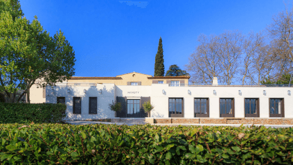 Chateau Minuty in der Provence