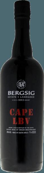Cape Late Bottled Vintage 2013 - Bergsig Estate