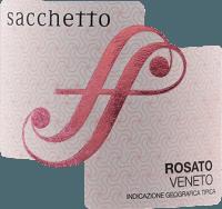 Preview: Rosato Veneto IGT 2019 - Sacchetto