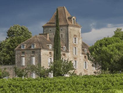 The Château Haute-Serre