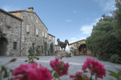 Das Gut Rocca delle Macie