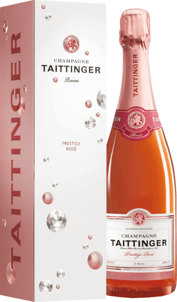 Champagner Brut Prestige Rosé in GP - Champagne Taittinger