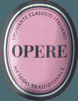 Preview: Opere Rosé Metodo Classico Brut - Opere Trevigiane