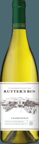 Ruyter's Bin Chardonnay Stellenbosch 2020 - KWV