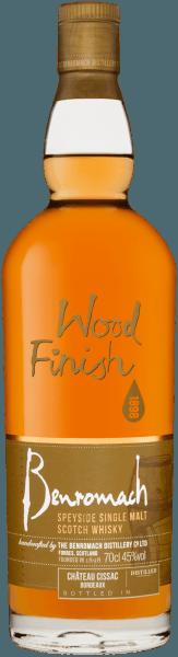 Benromach Wood Finish Château Cissac Whisky 2010 - Benromach Distillery