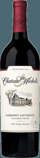 Cabernet Sauvignon Columbia Valley 2018 - Chateau Ste. Michelle