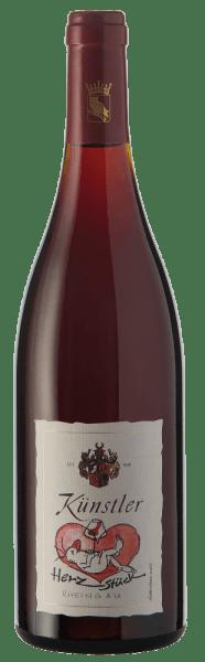 Herzstück Spätburgunder Merlot trocken 2015 - Weingut Künstler