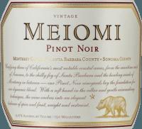 Preview: Pinot Noir 2019 - Meiomi Wines