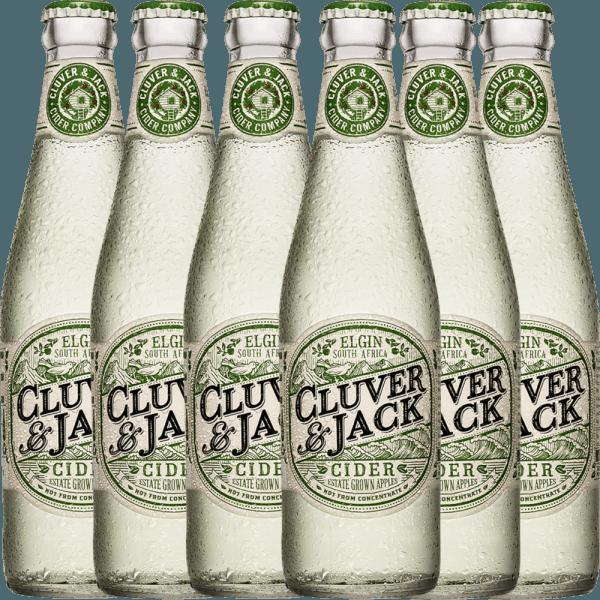 6er Vorteilspaket - Cider Elgin Valley - Cluver & Jack