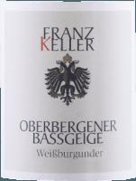 Preview: Oberbergener Bassgeige Weißburgunder 2019 - Weingut Franz Keller