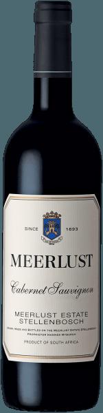 Meerlust Cabernet Sauvignon Wine of Origin Stellenbosch 2016 - Meerlust Wine Estate