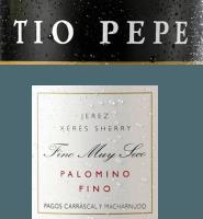 Preview: Tio Pepe Palomino Fino - Gonzalez Byass